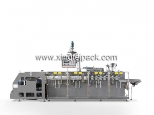 China Automatic Horizontal Doypack with Spout Packing Machine on sale