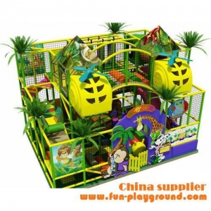 China Multifunction indoor playground equipment prices Guangzhou on sale