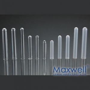 China Disposable Culture Tubes, Round Bottom, Rimless on sale