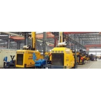 Spindle Core Drill Rig With Hydraulic Brake