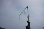 China DP-100 150Watt 1/2 Half Wave FM Dipole Antenna 88-108MHz on sale