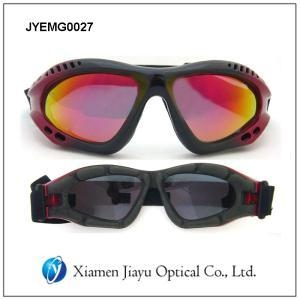 China Sports best clear Motorcycle Eyewear Riding Glasses on sale