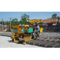 China Mobile brick making machine on sale