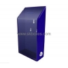 China Custom design acrylic plastic suggestion box antique ballot box suggestion boxes for sale BBS-044 for sale
