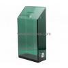 China Factory custom ballot boxes acrylic box collection acrylic ballot box with lock BBS-055 for sale
