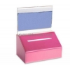 China China acrylic boxes suppliers direct sale acrylic safety suggestion box ballot box for sale BBS-047 for sale