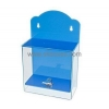 China Factory direct sale acrylic suggestion box acrylic collection box clear acrylic ballot box BBS-056 for sale