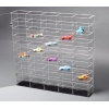 China Factory customized acrylic toy car display case BDC-007-1 for sale