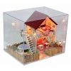 China Customized clear acrylic toys display case BDC-006 for sale