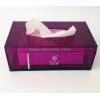 China Factory custom transparent acrylic plexiglass tissue box BTB-008 for sale