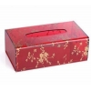 China Custom red acrylic perspex tissue paper box BTB-005 for sale