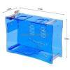 China Custom design transparent acrylic computer case BCC-004 for sale