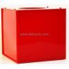 China Factory custom design acrylic raffle box BBS-003 for sale