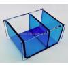 China Customized acrylic fancy tissue box transparent plastic box acrylic storage box BTB-090 for sale