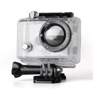 China Waterproof Dive Housing Case Skeleton With Lens For Gopro Hero 2 Camera on sale