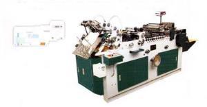 China Wallet Envelope Making Machine on sale