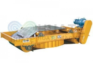 China Series RCDD Self-Cleaning Electric Magnetic Tramp iron Separator on sale
