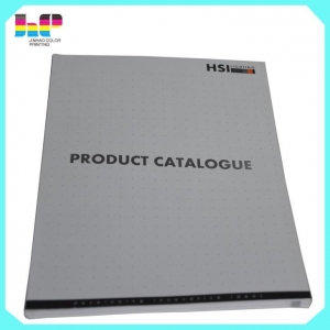 China Book Catalog Magazine Brochure Booklet Offset Printing on sale