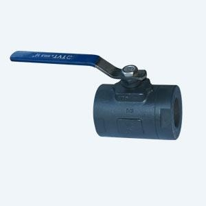 China Forging steel ball valve internal threads on sale