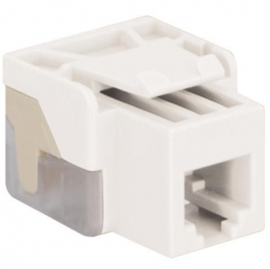 China VOICE, RJ-11/14/25, EZ MODULAR CONNECTOR, WHITE Modular Connectors on sale