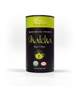 China Touch Organic Matcha Green Tea on sale