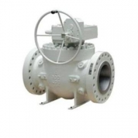 Cast Steel Check Valve Flange end Top Entry Ball Valve