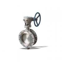 Cast Steel Check Valve Flange hard seal butterfly valve