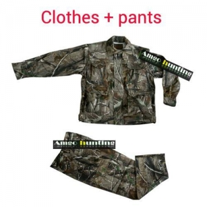China Headlights BCS-004Duck Bionic Camouflage Hunting Suits on sale