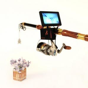 China Headlights BCR-078Underwater HD Video Cameras Fishing Rod Reel on sale