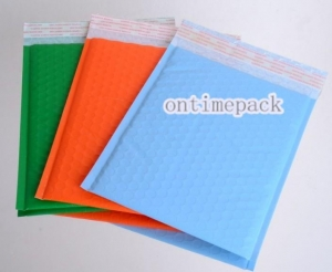 China Color poly bubble mailer on sale