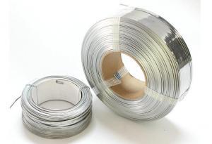 China 103020G10 Galvanized Flat Stitching Wire on sale
