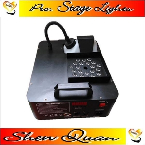 China led dj disco fog machine,stage smoke machine dmx control on sale