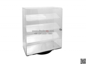 China AC068 large acrylic display case on sale