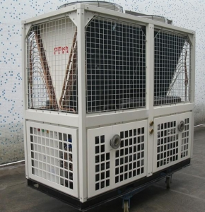 China Air cooling modular chiller on sale