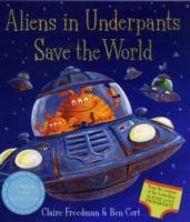China Aliens in Underpants Save the World on sale
