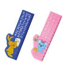 China plastic rabbit ruler for children on sale