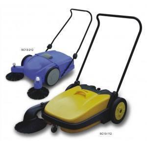 China hand-push manual floor sweeper on sale