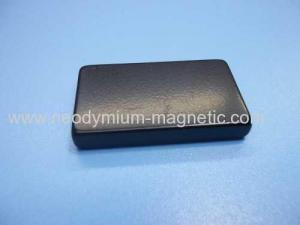 China N30H N33H N35H Rare Earth Permenent Block Magnets on sale