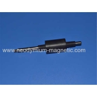 China Plastic Injection Ferrite Magnet With 8 Poles For Fan Rotor on sale