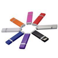 Rectangle Plastic USB Flash Drives