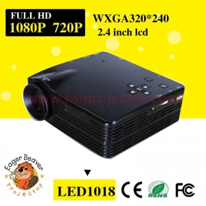 China 180W LED,20000hours life cheap multimedia wifi hd led projector on sale