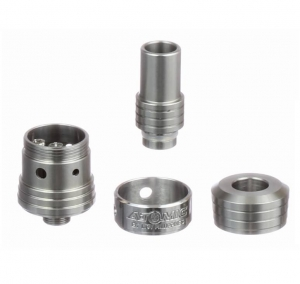 China Stainless Steel Atomic Atomizer RDA Atomizer on sale