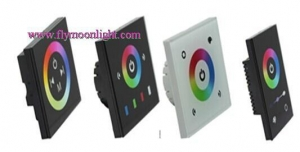 China Touching Panel RGB Color Controller on sale