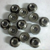 China Titanium hexagon flange nuts for sale
