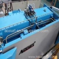 hand folding machine / metal sheet folder machine / manual folding machine