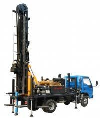 China KW20 vehicle type geothermal wells multifunction drilling on sale