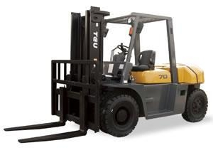 China 8T Diesel Forklift Truck on sale