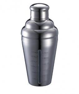 China CS059 500ml Stainless Steel Barware Menu Shaker Cocktail Shaker Hot Sale on sale