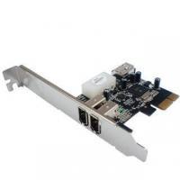 PCI Express Cards F-261 PCI-E IEEE1394a (TI) (2P+1P) Card
