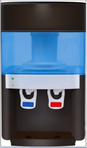 China Electronic hot and cold water dispenser with 6 Stage water filters 314 on sale